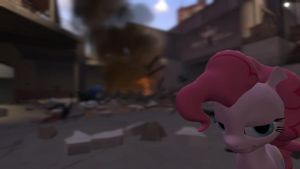 gmod - Disaster Pinkie by Stormbadger