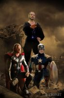 KNEEL TO ZOD by ChopArt2012