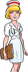 Nurse by Tlenon