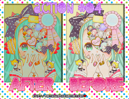 Action,O4~'By,PartyxGlam by PartyxGlam