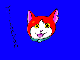 Jibanyan by Shadow--Force