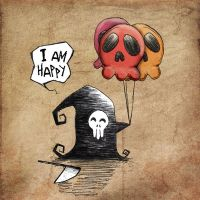 I am Happy by ensombrecer