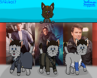 Roles Of Barrowman (Fan Art) by TheTARDISMistress