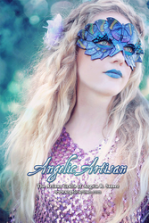 Indian Leafwing Mask (Featuring Girltripped) by Angelic-Artisan