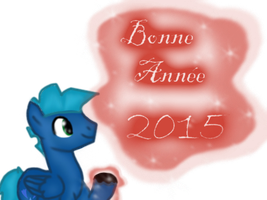 Bonne annee 2015 by stashine-nightfire