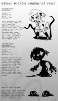 OI-Fighters Boogie Sheet by xxBoogiePopxx