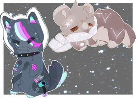 Space Beans by saeu