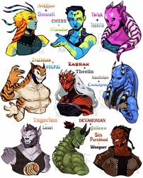 Hybrid SW Adopts (CLOSED) by Deer-Head