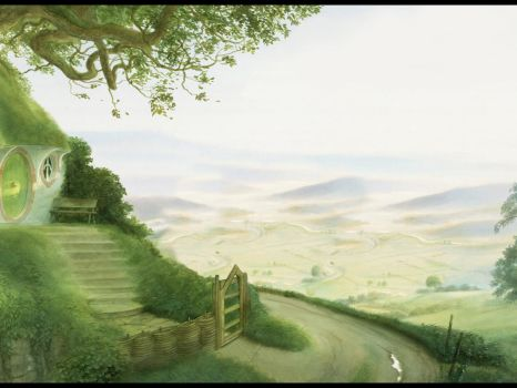 The Shire by sonicpixel