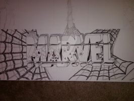 Marvel Project update 2 WIP by DamCee