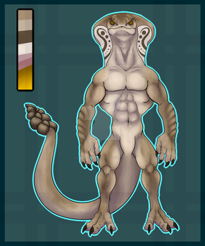 [ADOPTS] Sand Sethrak! [CLOSED] by kankurosdoll