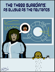 Three Guardians: As Elusive as Neutrinos chapter by SailorEnergy
