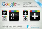 Google Plus Vector Icon Pack by abhashthapa