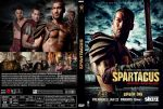 Spartacus dvd cover by dellaroza