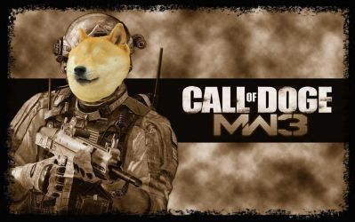 Call Of Doge: MW3 by oldschooI