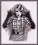 fashion illustration 4 by Tania-S