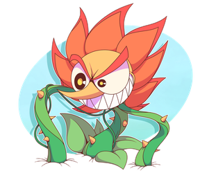 Cagney Carnation by Gooseworx