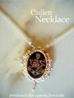 Cullen Necklace by CuorEmani