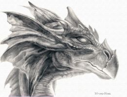 Dragon by Moore-Horn