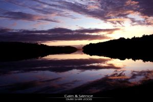 Calm and Silence by bnext