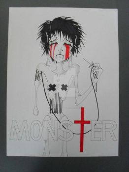 Monster by sicprincess