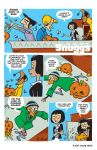 Snuggs No. 8: Week-After-Halloween Special 2017! by snuggmuggsly