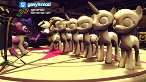 [DL] Polymorph Ponies V1 by Stefano96