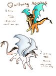 quillwing adopts by calistayeoh123