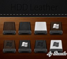 HDD Leather by DemchaAV