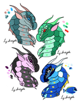 (OPEN) SeaWing Adopts by AuroratheIceWing