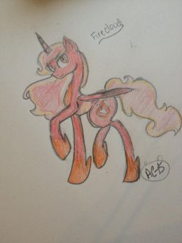 Firecloud  by Ailizerbee08