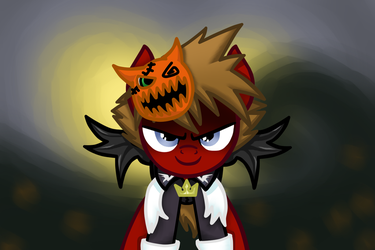 Ponified Sora Halloween Town Version by DalekWithAKeyblade