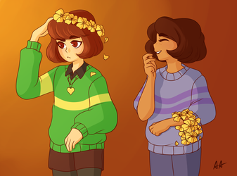 Flower Crowns by Fleshmaid