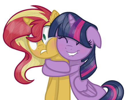 [C] Sunset x Twilight by Lui-Akita