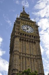 Big Ben 16813880 by StockProject1