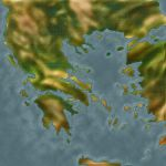 Map of Greece Commission by LordFreeza
