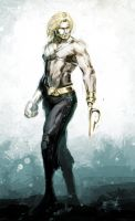 Aquaman by naratani