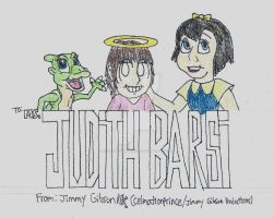 Judith Barsi Tribute by CelmationPrince