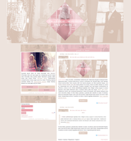 Ordered Gossip Girl Layout by Efruse