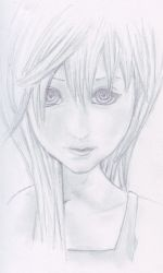 namine sketch by holybell07