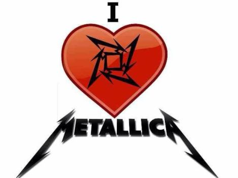 metallica by olivercrys