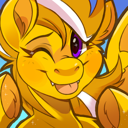 March Icon Commission by Wicklesmack