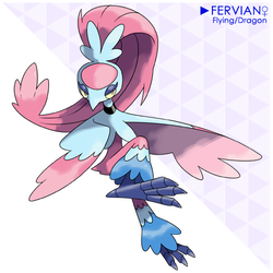 224: Fervian (Female) by LuisBrain