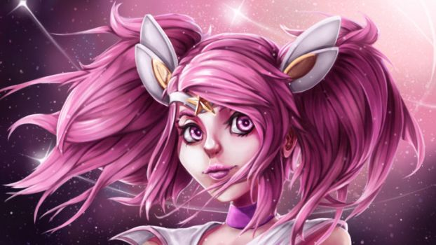 Star Guardian Lux by Huksly