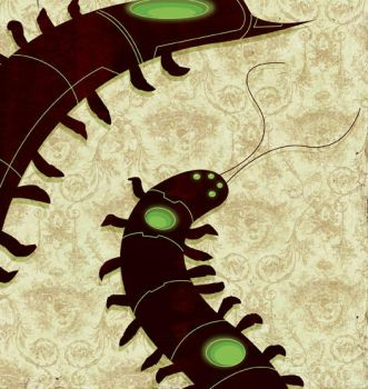 centipede by VoteQuimby
