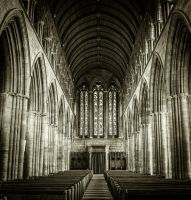 Dunblane Cathedral by Sudlice