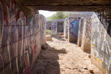 SASCO (Abandoned) Mine - Graffiti by jonathanz