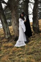 Beren and Luthien 13 by Jaymasee