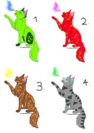 Cat-3 Points-Adoptables | Open by strawdopts