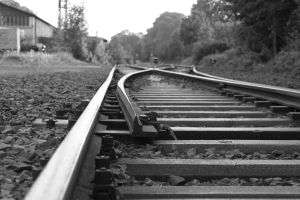 A day on the rail. by SchallaArt